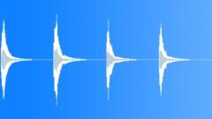 bell strum down - sound effect