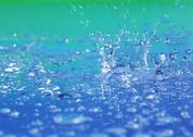 Stock Photo of Water Spray