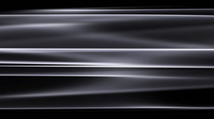 Stock Video Footage of Metallic Waves 08 - Silver - Loop