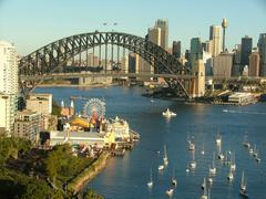 Sydney Harbour Stock Photos