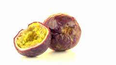 Passion fruit - stock footage