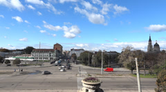 City of Kharkov Stock Footage