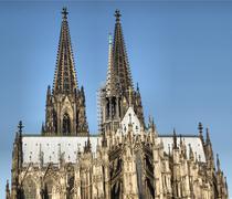 Koeln cathedral Stock Photos