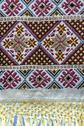 Stock Photo of materials and embroidered romanian traditional port specific 15
