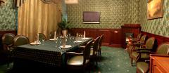 Stock Photo of restaurant interior