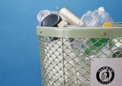 Wastebasket Stock Photos