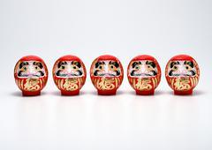 Dharma Doll Stock Photos