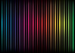 Stock Illustration of multicolored lines