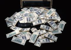 U.S. Dollar - stock photo