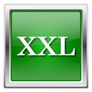Stock Illustration of xxl  icon