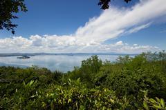 Stock Photo of bolsena lake