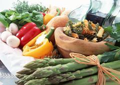 Foodstuffs Stock Photos