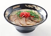 Stock Photo of Pork-flavored Ramen
