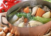 Stock Photo of Pot-au-feu
