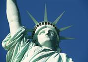 Stock Photo of The Statue of Liberty