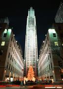 Stock Photo of Rockefeller Center