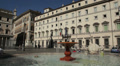 Palazzo Chigi and Montecitorio, Rome Footage