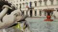 Palazzo Chigi, Rome Footage