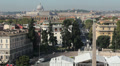 Rome cityscape HD Footage