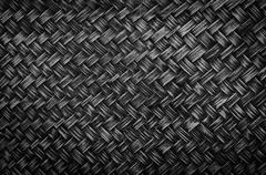 Handcraft weave texture from natural Stock Photos