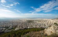 Stock Photo of View over Athens