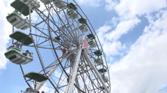 FerrisWheel Stock Footage