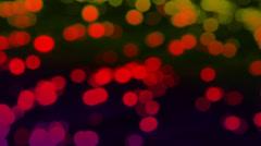 0083 Defocused Glitter Stock Footage
