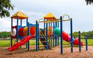 Stock Photo of playground