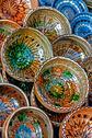 Folk pottery 8 Stock Photos