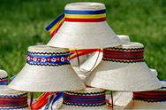 Stock Photo of hats for mens traditional romanian-1