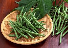 String Bean Stock Photos