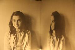 Anne Frank Stock Photos