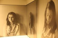 Anne Frank - stock photo