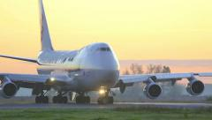 Airfreighter Stock Footage