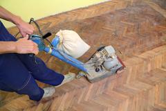 home renovation - stock photo