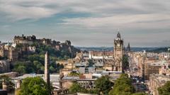 Edinburgh Stock Footage