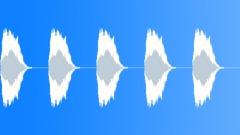 Alien sci-fi siren Sound Effect