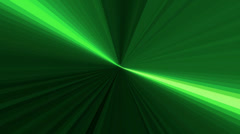 Green laser effect background Stock Footage