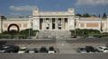Galleria Nazionale d'Arte Moderna, Rome HD Footage