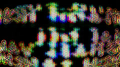TV Noise 0770 - HD 1080p - stock footage