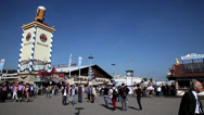 Stock Video Footage of Oktoberfest, Munich, Bavaria, Germany