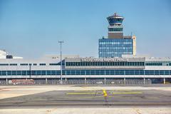 Vaclav havel airport prague, ruzyne Stock Photos