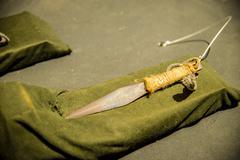 Short knife for ninja Kuvituskuvat