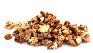 Stock Photo of dried walnuts