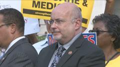 Congressman Mark Pocan (D) Wisconsin (2 of 2) Stock Footage