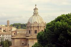 Capitoline Hill - stock photo