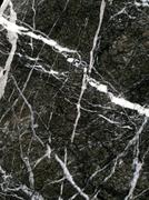 Background, marble, black Stock Photos