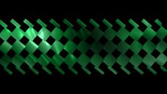 Crazy shape transition - Alpha Channel 1080p Stock Footage