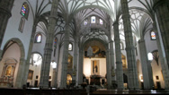 Stock Video Footage of Cathedral Santa Ana in Las Palmas de Gran Canaria