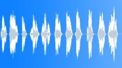Robot Countdown-11 Sound Effect